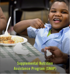 Helps low- and moderate-income families keep food on the table.  BENEFIT:  Can be worth more than $5,580 annually.